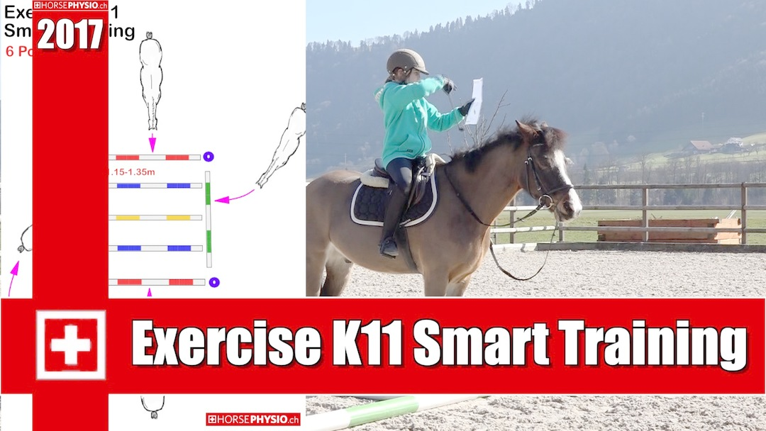 Exercises K11 Smart Training