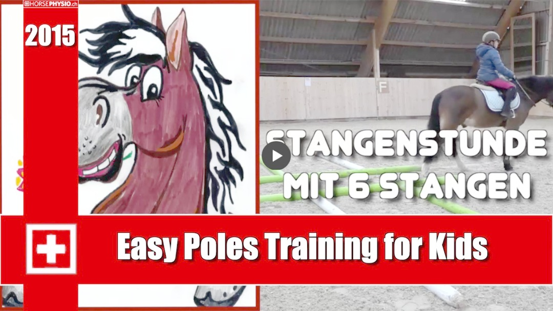 Exercise with 6 Poles